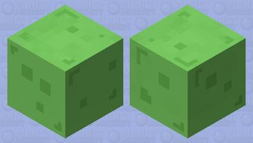 Slime Skin #1 Minecraft Mob Skin