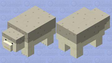 Glyptodon Minecraft Mob Skin