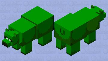 Phantom Freddy Minecraft Mob Skin