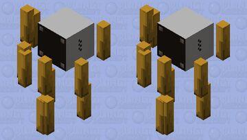 Toaster Minecraft Mob Skin