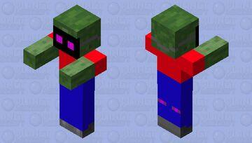 Zendie Minecraft Mob Skin