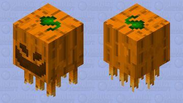 Flumpkin Minecraft Mob Skin