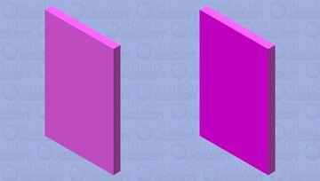 Pink only !! Minecraft Mob Skin