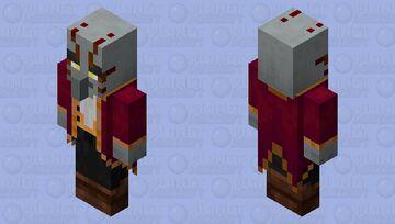 Blazellager / re-texturing / v.2 Minecraft Mob Skin