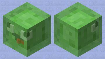 Derpy slime Minecraft Mob Skin