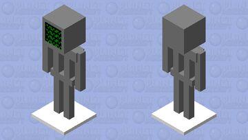 Computer Minecraft Mob Skin