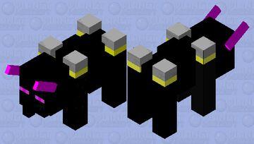 Ender Ravanger Minecraft Mob Skin