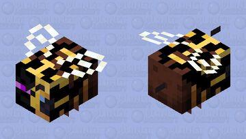 Ender Bee Minecraft Mob Skin