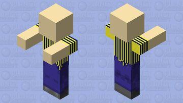 scp 3008 Minecraft Mob Skin