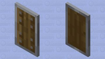 Minecraft Shield Cape Minecraft Mob Skin