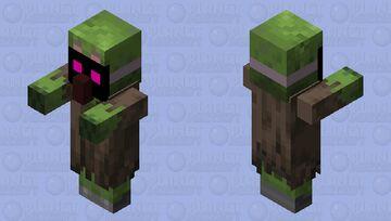Zendie's Prisioners Minecraft Mob Skin