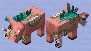 Zoglin Edit Minecraft Mob Skin