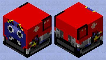 Motorbug Minecraft Mob Skin