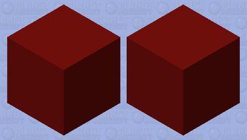 big red dot Minecraft Mob Skin