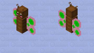 cute butterfly Minecraft Mob Skin