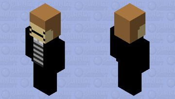 Say Goodbye Minecraft Mob Skin