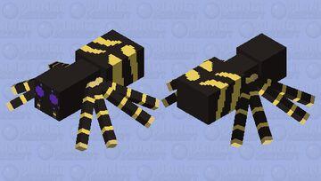 Kumonga/Spiga Minecraft Mob Skin