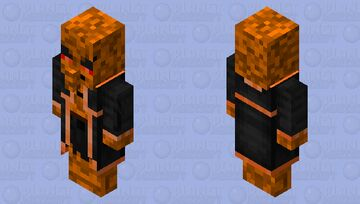 Lava Evoker Minecraft Mob Skin