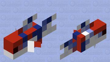 freedom fish Minecraft Mob Skin