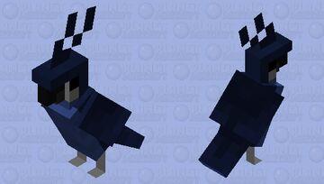 Brewtaker's Parrot Minecraft Mob Skin
