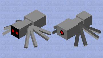 Stalker spider Minecraft Mob Skin