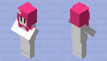 my melody villager Minecraft Mob Skin