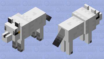 loth wolf Minecraft Mob Skin