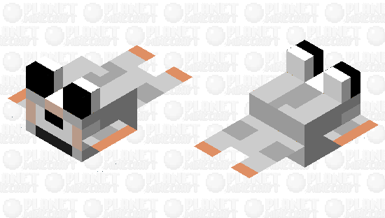 WolfferFish(Small) Minecraft Skin