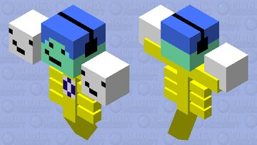 gaming wither Minecraft Mob Skin