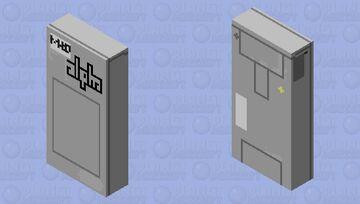 MH-97 alpha cable box power supply LynLynCat Minecraft Mob Skin