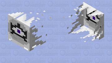 White Cyclone (Battle Cats) Minecraft Mob Skin
