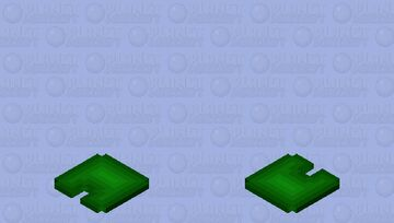 Lily Pad Minecraft Mob Skin