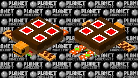 Yummy Baking Turtle Minecraft Skin