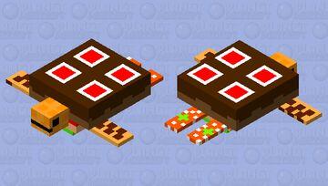 Yummy Baking Turtle Minecraft Mob Skin