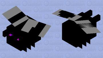 Enderdragon bee Minecraft Mob Skin