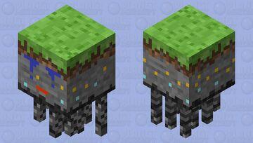 Overworld Ghast Minecraft Mob Skin