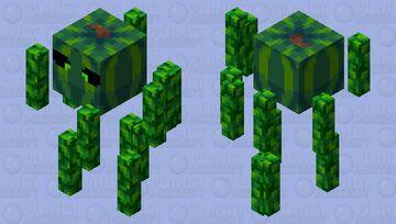🍃 Nature Blaze  🍃 Minecraft Mob Skin