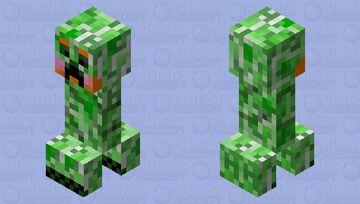 Happy Saint Patricks day! Minecraft Mob Skin