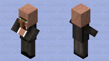 MR - Village Minecraft Mob Skin