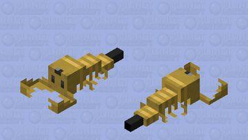 Desert Scorpion Minecraft Mob Skin