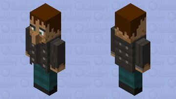 Here's Johnny Minecraft Mob Skin
