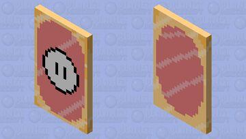 BubbaCape Minecraft Mob Skin