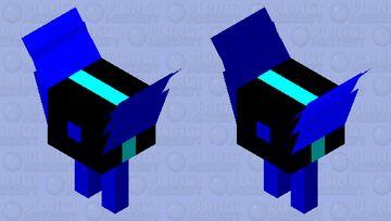 Robox Strider Minecraft Mob Skin
