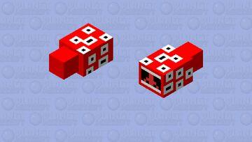 Train eater Minecraft Mob Skin