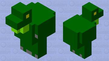 Compsagnathus Chicken Minecraft Mob Skin