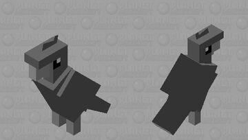 gang gang cockatoo [female] Minecraft Mob Skin