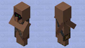Wandering Jawa Minecraft Mob Skin