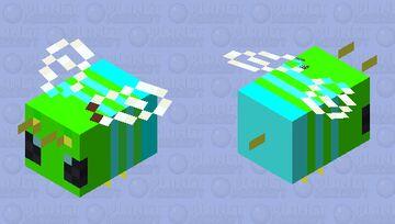 Rich Bee Minecraft Mob Skin