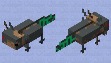 Robotxolotl Minecraft Mob Skin