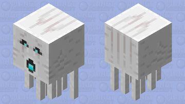 Ghast Edit Minecraft Mob Skin